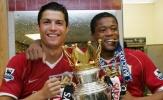 Huyền thoại Man Utd gửi lời yêu thương đến Ronaldo