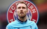 'Bayern Munich không nên ký hợp đồng với Christian Eriksen'