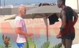Quá rõ lý do Zidane gặp gỡ riêng Pogba ở Dubai