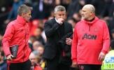 Man Utd sắp 'sụp hố', trợ lý Solskjaer vẫn tuyên bố 1 câu động trời