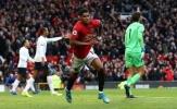 Bạn biết vì sao bàn thắng Rashford ghi vào lưới Liverpool hợp lệ chưa?