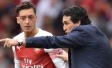 Emery lên tiếng, 'nội chiến' với Ozil đã chấm dứt?