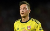 Vì sao Ozil vắng mặt trong trận thua của Arsenal?