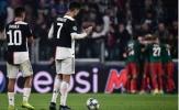 Những khoảnh khắc ấn tượng trong trận Juventus - Lokomotiv Moscow: Ronaldo bất lực, nụ hôn trên khán đài