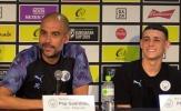 Trọng tài đã giúp Guardiola nhận ra vấn đề của cầu thủ '500 triệu euro'