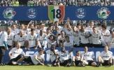 Với Conte, Inter Milan sẽ giành Scudetto sau 10 năm chờ đợi?