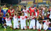 Bóng đá châu Á mở màn ấn tượng tại U17 World Cup