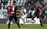 Những thống kê 'giật mình' trước trận Juventus - Genoa: Nỗi oan của De Ligt
