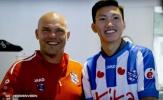 Đã rõ thời điểm Đoàn Văn Hậu có cơ hội ra sân thi đấu trong đội hình Heerenveen