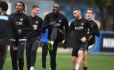 Bị Juventus lấy lại ngôi đầu, Lukaku vẫn rất tự tin