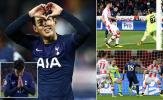 Son lập cú đúp, Tottenham nhấn chìm Crvena Zvezda