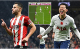 Son nổ súng, Tottenham kéo dài chuỗi 5 trận 'thảm họa'