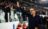 """""""Hoan hô Sarri! Juventus đã không còn phụ thuộc vào Ronaldo"""""""