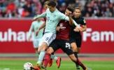 Trụ cột đưa ra một quyết định bàng hoàng, Bayern 'vui như mở hội'