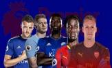 10 cái nhất tại Premier League mùa này: 'Kẻ hủy diệt' khu vực giữa sân!