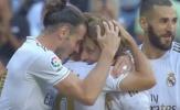 'Hiện tại và tương lai của tôi vẫn là Real Madrid'
