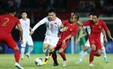 Bảng G vòng loại World Cup 2022: Thành bại tại Indonesia