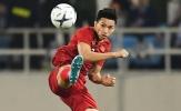 Đoàn Văn Hậu lọt top 3 châu Á sau khi cùng ĐT Việt Nam hạ UAE