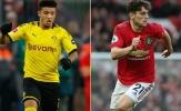 So với Daniel James, mục tiêu 'trăm triệu' của Man Utd có gì hơn?
