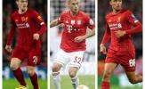 10 hậu vệ biên xuất sắc nhất thế giới hiện tại: 'Đôi cánh' của Liverpool xếp sau 1 cái tên