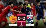 Báo Thái Lan: Quá đáng tiếc, Voi chiến đã đánh rơi 2 điểm trước ĐT Việt Nam