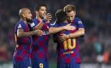 Đón 'quái thú', Barcelona nhận tin vui ngay giờ nghỉ quốc tế