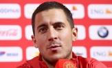 Hazard: 'Anh ấy là tiền đạo hay nhất thế giới'