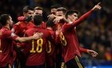 Tây Ban Nha khép lại vòng loại EURO 2020 bằng một 'bàn tay nhỏ'