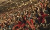 Vì sao fan VN tại Mỹ Đình ăn mừng sau khi trọng tài không công nhận bàn thắng?