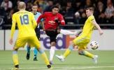 Jesse Lingard 'mở tài khoản' trong ngày buồn của Man Utd