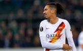 Ngày Man Utd thua nhạt, Smalling lại tạo thêm cú sốc ở AS Roma...