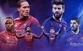 Top những trận cầu đỉnh cao trong tháng 12: Thử lửa Liverpool; 'Tử chiến' El Clasico