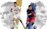 Không tính Ronaldo - Messi, 10 năm qua ai xứng đáng giành Ballon d'Or?