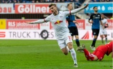 Đội hình tiêu biểu vòng 13 Bundesliga: Kẻ thách thức nổi dậy