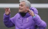 Thua M.U, Mourinho lệnh các cầu thủ Tottenham làm 1 điều, dùng 'giáo án lạ'