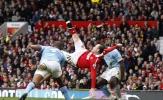 10 hình ảnh 'bùng nổ' derby Manchester: Tượng đài Rooney; 'Why Always Me?'