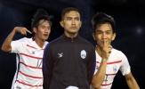 3 ngòi nổ đáng gờm nhất của U22 Campuchia: Sát thủ gốc Việt!