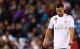 Hình ảnh xót xa của Hazard đến Bernabeu khiến CĐV Real quặn lòng