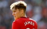 'Nếu Daniel James không giành chiến thắng, tôi sẽ làm điều đó'