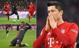 Thất bại đau đớn, các cầu thủ Bayern Munich phản ứng ra sao?