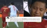 CĐV Indonesia phẫn nộ: U22 Việt Nam đá bẩn để thắng trận!