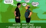 Cười té ghế với loạt ảnh chế trận U22 Việt Nam vùi dập Indonesia