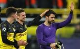 Đội nhà thoát 'cửa tử', HLV Dortmund nói 1 câu về 'siêu nhân' trong khung gỗ