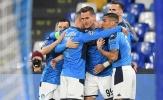 """""""Sát thủ"""" Ba Lan lập hattrick, Napoli giành vé vào vòng knock-out Champions League"""