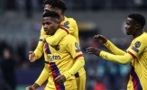 Thần đồng Barca ghi danh vào sách sử Champions League