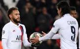 Tuchel nói gì về việc Neymar nhường penalty cho Cavani?