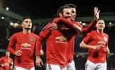 Khi cả 6 tiền vệ của Man United đồng loạt tỏa sáng