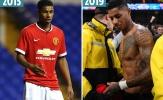 Marcus Rashford có gì khác so với thời điểm ra mắt Man Utd?