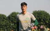CHÍNH THỨC: Chia tay Nguyên Mạnh, SLNA đón cựu thủ môn U23 Việt Nam