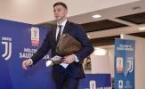 Đấu Lazio, Juventus đón chào sự trở lại của cái tên không ai ngờ